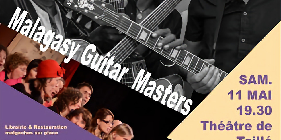 Malagasy Guitar Masters