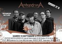 Ils sont de retour: Ambondrona à Nantes ce samedi 19 Septembre ...