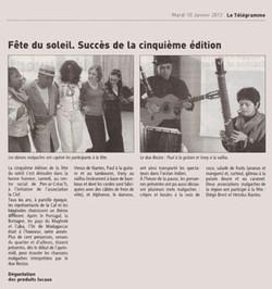 article-fête-du-soleil-télégramme-le-10-01-2012W