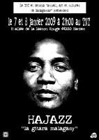 """Hajazz """"la gitara malagasy"""" pour commencer une année 2009 très jazzy, très gasy !"""