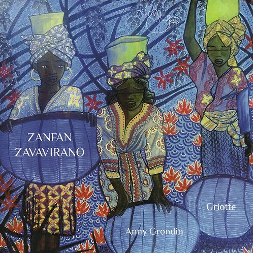 Zanfan-Zavavirano de GRIOTTE-GRONDIN