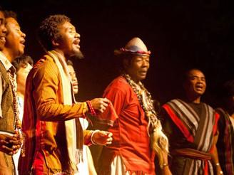Ny Malagasy OrKestra  + K'BossY (1ère partie) invités par l'ARC ce vendredi à 20h30 au Théât