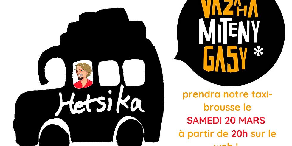 """""""Vazaha miteny gasy"""" by Hetsika"""