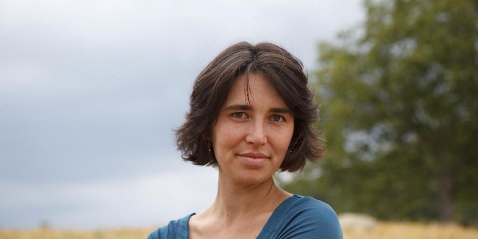 Rencontre dédicace avec Douna Loup pour son roman « L'oragé »