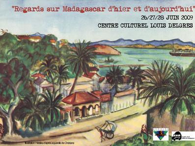 Regards sur Madagascar d'hier et d'aujourd'hui au Centre Culturel Louis Delgrès à Nantes