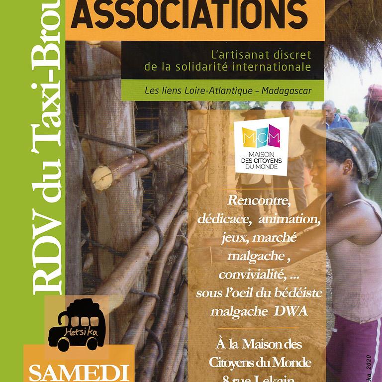RDV du Taxi-Brousse : Les petites associations