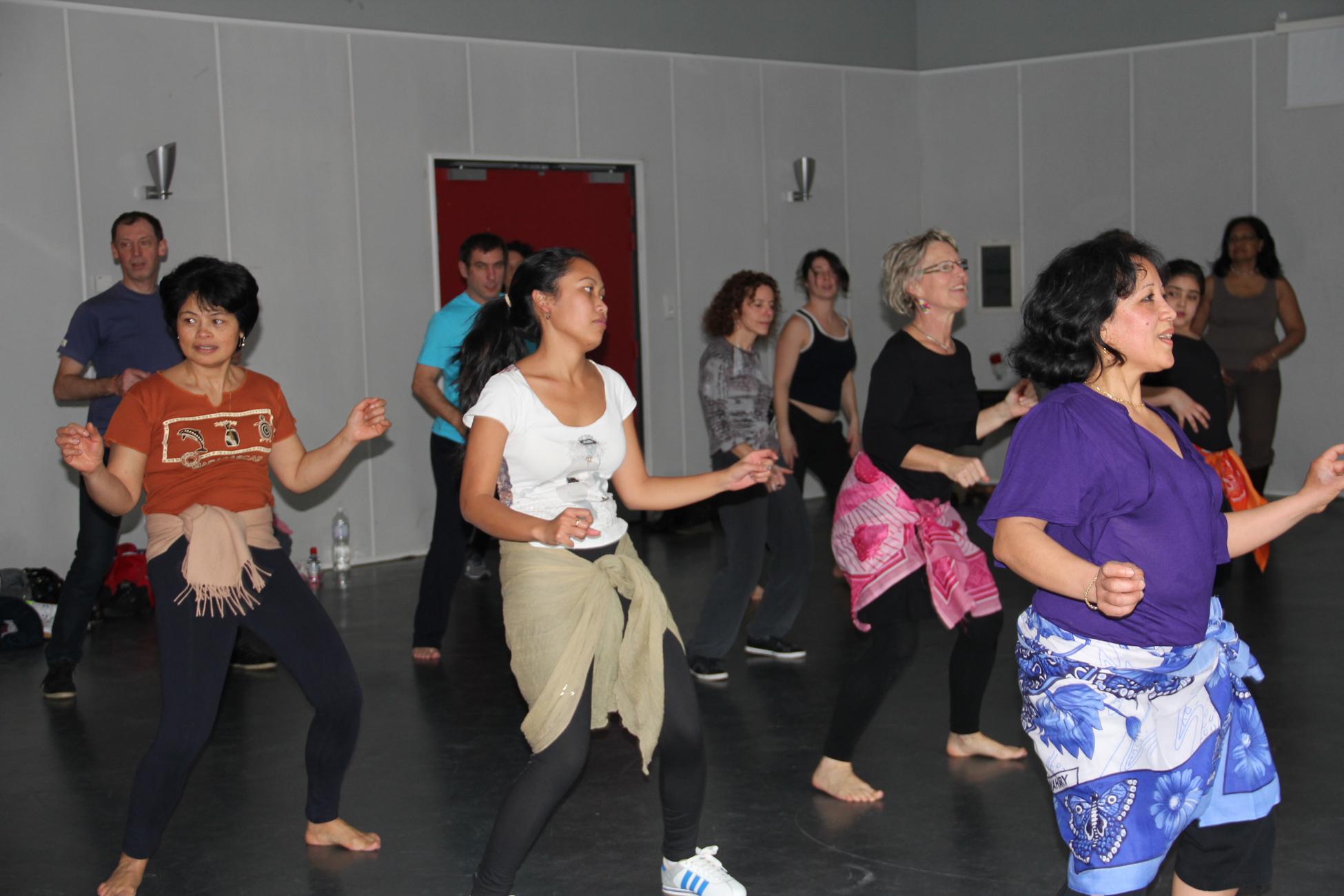 MadaMour 2013 - Atelier de danse