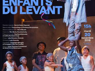Les Enfants du Levant - film opéra