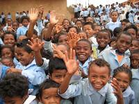 Fenêtre sur ... Enfance Actions Madagascar Zaza Malagasy