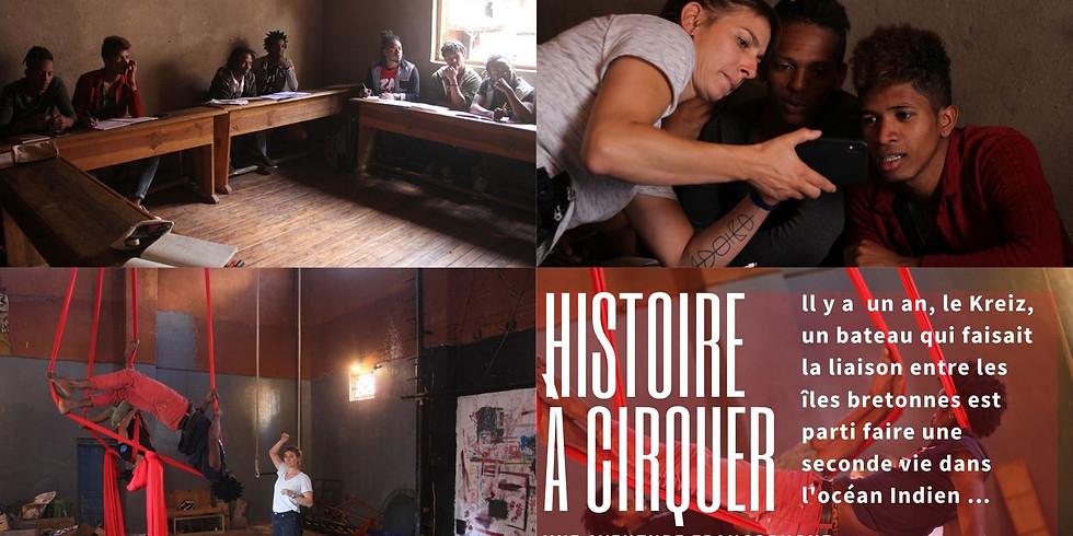 """Histoire à cirquer"" by Hetsika & L'Aléa des Possibles"