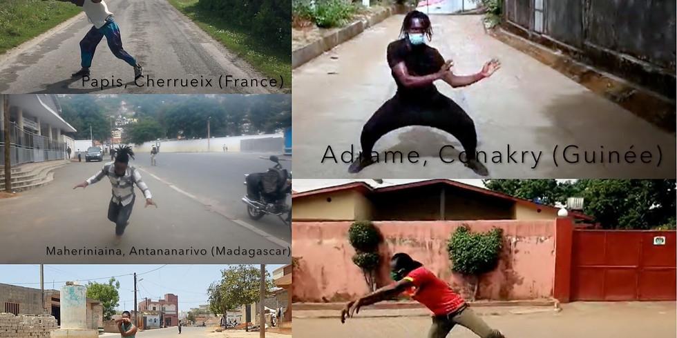 """Territoires Nomades acte II dans le cadre """"Afrique en Loire"""" & """"Festisol"""""""