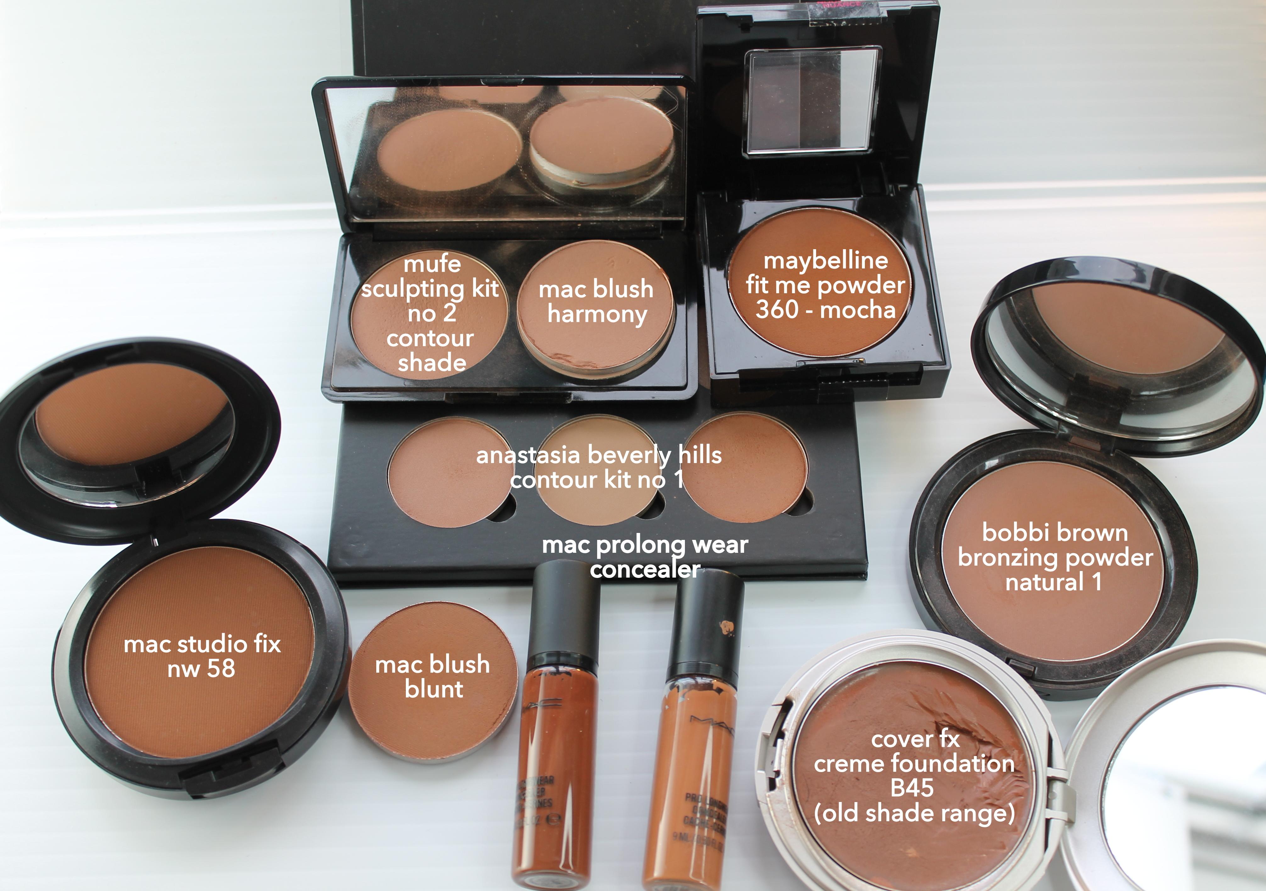 Wedding Makeup Wednesday: Contour, Highlight & Blush   Beauty By Deepti, Makeup Artist and Blog