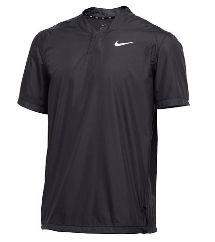 Men's Nike Stock Short Sleeve Windshirt