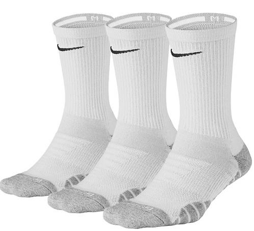 NIKE Dri-Fit Crew Socks - 3 pack