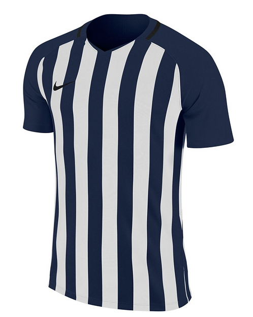 Men's Nike US Short Sleeve Striped Division III Jersey