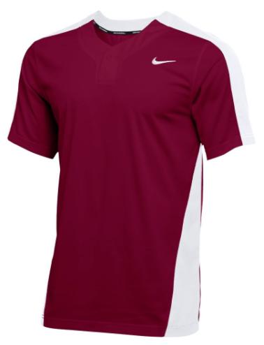 Men's Nike Stock Vapor Select 1-Button Jersey