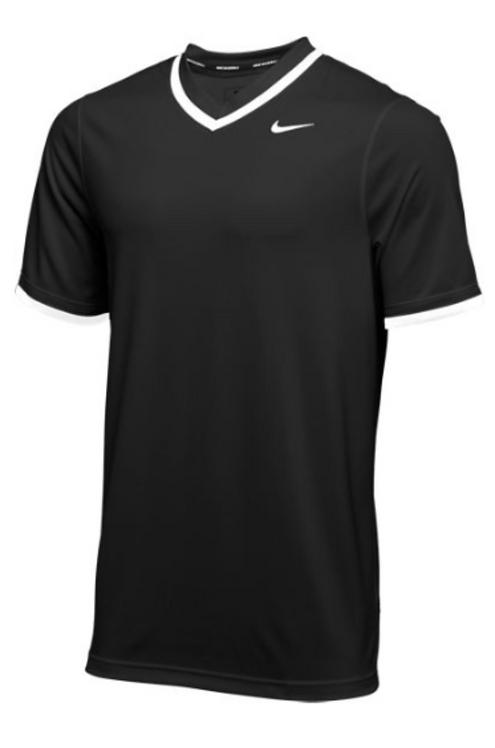 Men's Nike Stock Vapor Select V-Neck Jersey