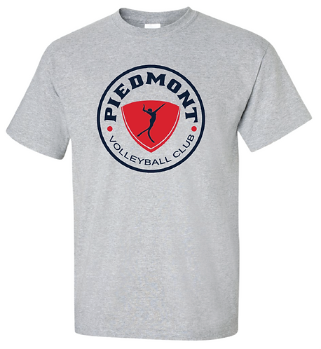 Travel - Piedmont VBC Practice Shirts (3 Shirts Included)
