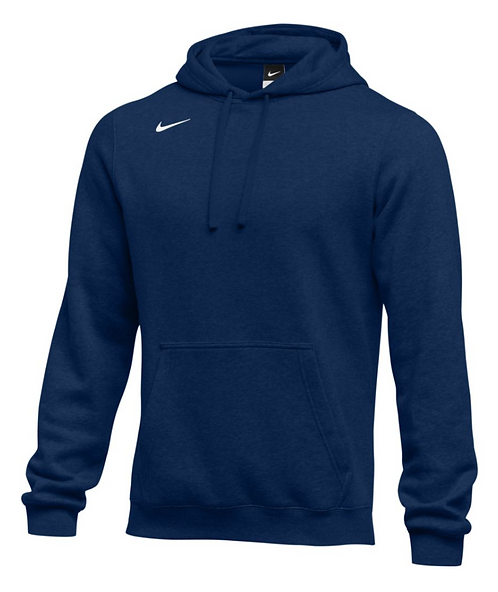 Men's Nike Fleece Club Pullover Hoodie (18 Color Options)
