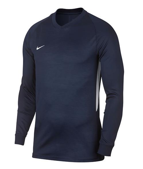 Men's Nike US Long Sleeve Tiempo Premier Jersey