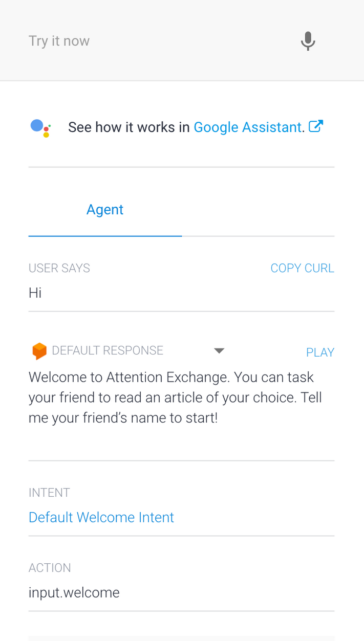 Attention Exchange, a P2P Media-Hijacking Chatbot
