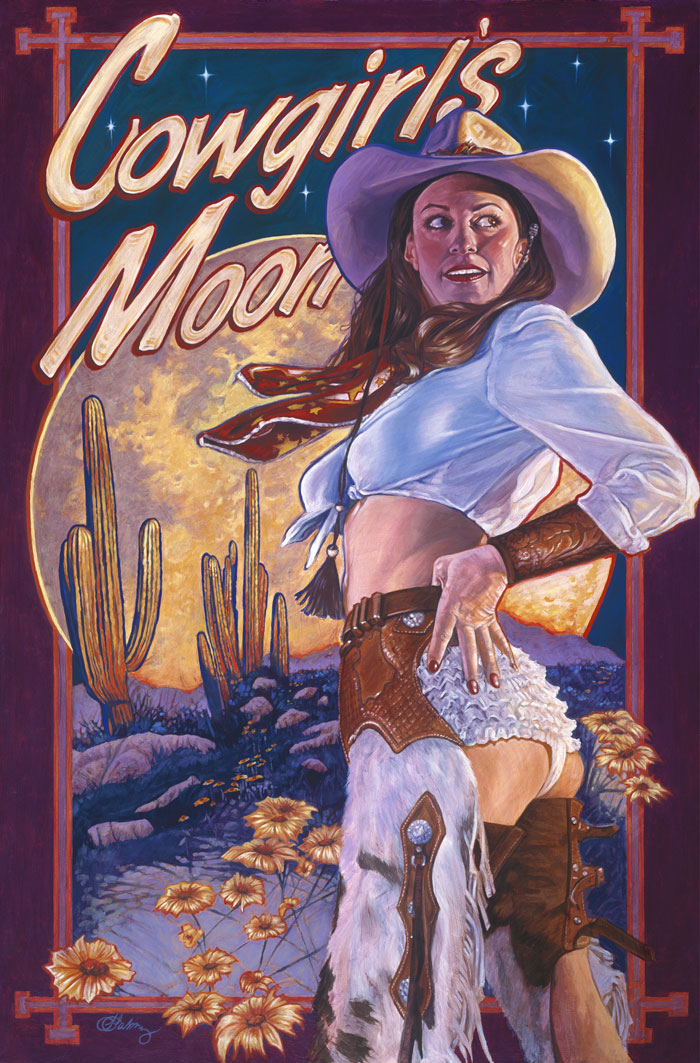 Cowgirls' Moon