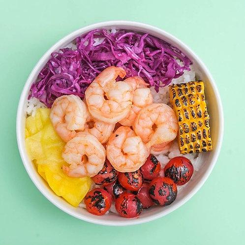 Shrimply The Best Poke Bowl
