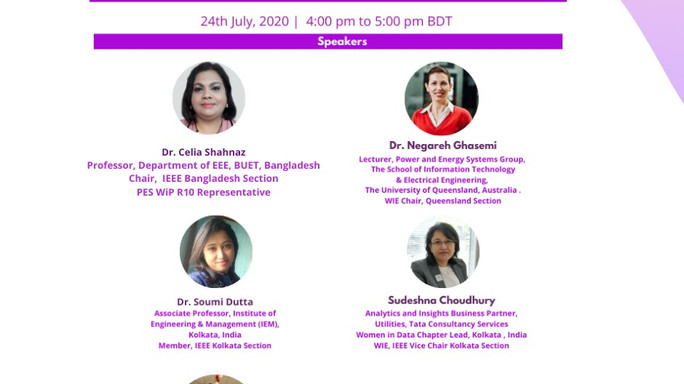 Women in Engineering Tech Meetup: Online Webinar Series