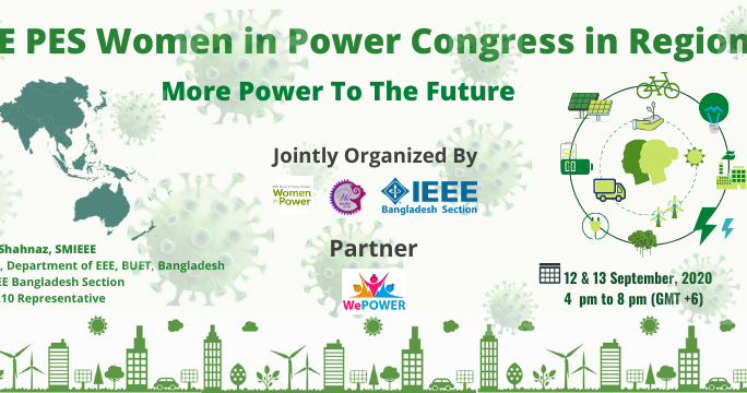 IEEE PES Women in Power Congress in Region 10 - More Power to the Future