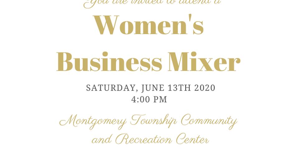 Women's Business Mixer