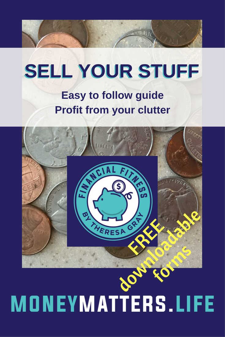 sell your stuff for profit