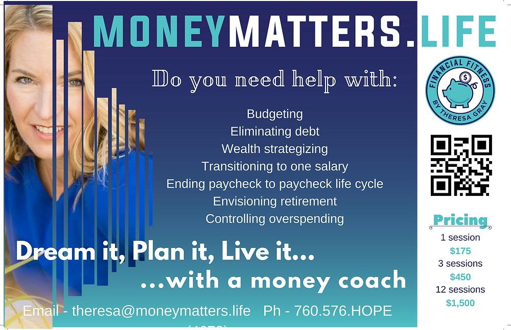 MoneyMatters.Life new brochure