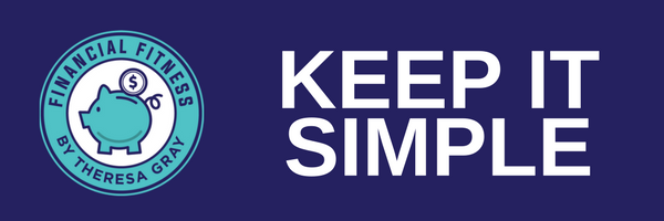 Banner - Keep it simple