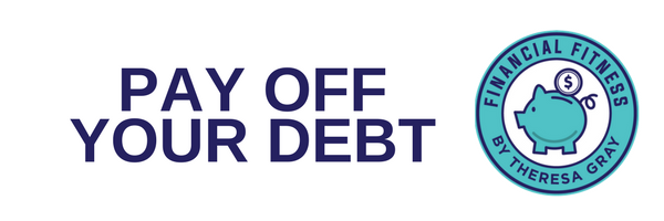 Banner - Pay off your debt