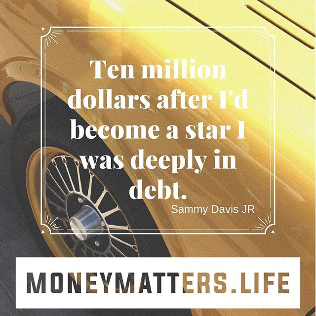 Making more money doesn't always mean less debt