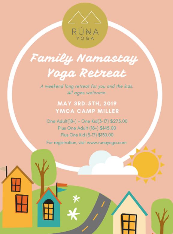 family namastay yoga retreat Flyer.png