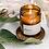 Thumbnail: Peace Candle / Slow Made, citrus, hemp + patchouli