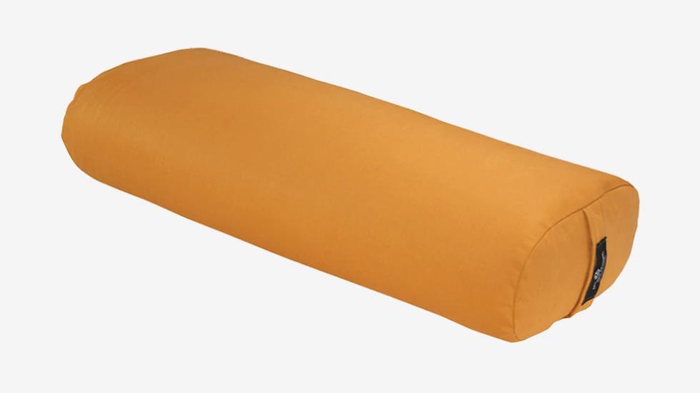 Yoga Bolster -Saffron