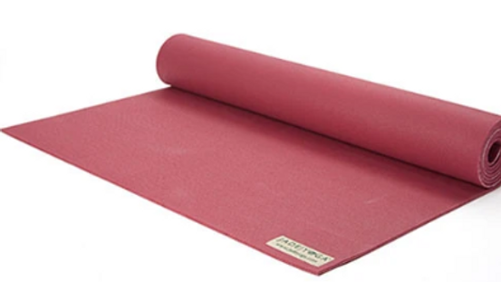 Jade Harmony Yoga Mat in Raspberry 68""