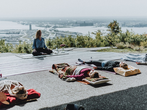 What To Think About In Shavasana?
