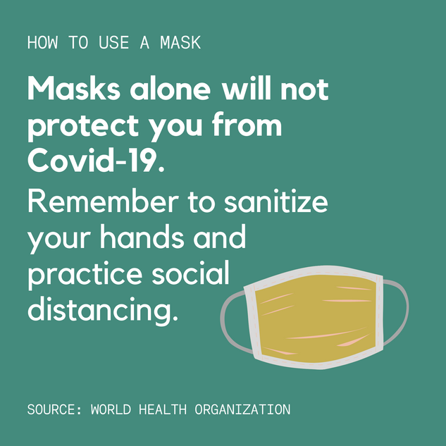 Runa When to Wear a Mask Coronavirus