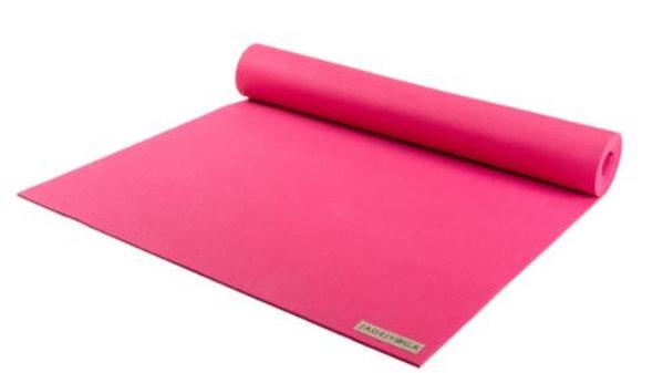 "Jade Harmony Yoga Mat in Flamingo Pink 68"""