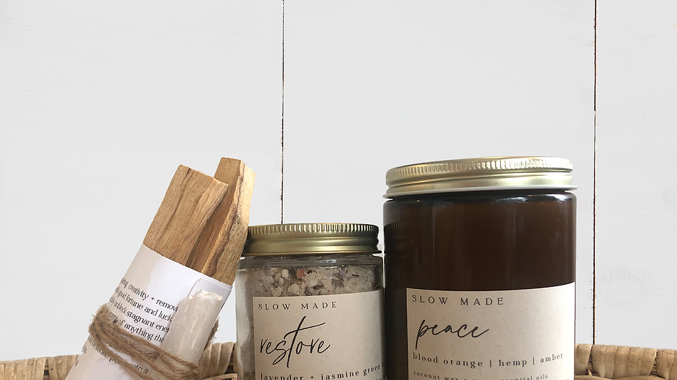 Mothers day SELF CARE gift set