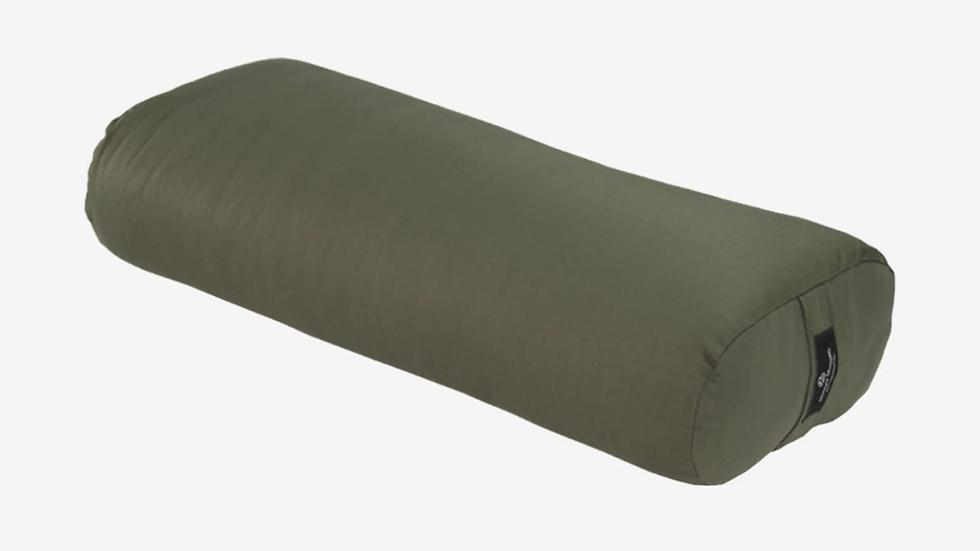 Standard Yoga Bolster - Olive