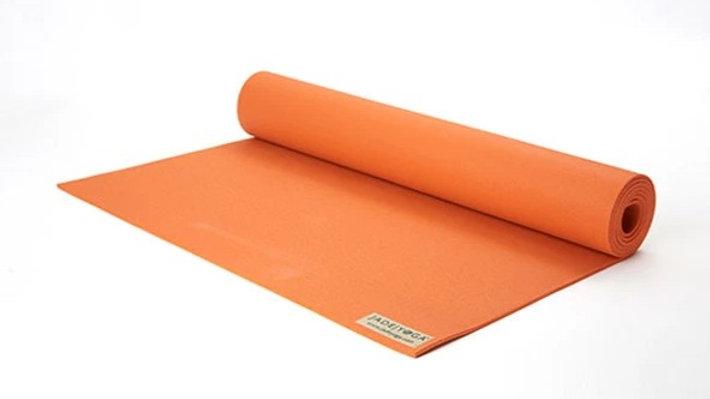 "Jade Harmony Mat in  Tibetan Orange 68"""