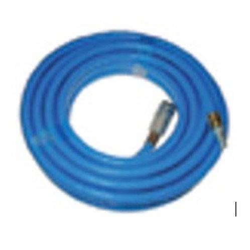 Metro-Flex Lightweight Compressed air hose CW Coupling and Adaptor.