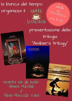 Ambra Mattioli Scrittrice