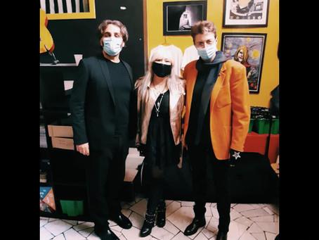 Radio Kaos Italy. David Bowie special with Ambra Mattioli and Francesco Infarinato.