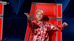 Clementino Ambra Mattioli The Voice Senior