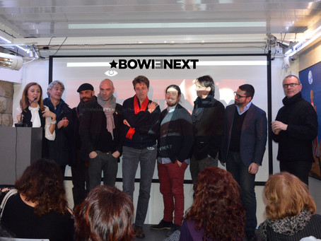 Waiting for BOWIENEXT